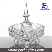 Jarret de bonbons en verre de type Moyen-Orient (GB1801R)