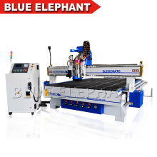 Atc CNC Oscillating Knife Leather Cardboard Carton Cutting Cutter Router Machine for Wood MDF PVC Acrylic
