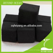 boa qualidade carvão de coco cúbico exportadores