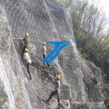Protecting Mountain Flexible Mesh
