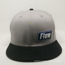 Модная трехмерная шапка с вышивкой в стиле 3d с собственным логотипом