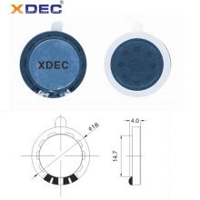 18mm micro haut-parleur 8ohm 0.25w haut-parleur de jouet musical
