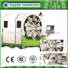 12 axis wire spring making machine