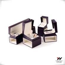 2017 dernière conception meilleure boîte de bijoux de mariage de qualité