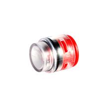 OEM Custom Transparent 1/8 HDPE Mini Microduct Plastic Quick Round Straight Pneumatic Micro Fittings