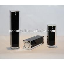 15ml 30ml 40ml 50ml 80ml 100ml 120ml quadratische Airless Kosmetikflasche