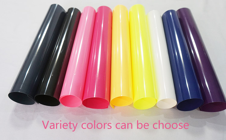 Wholesale new design fabric vinyl puff htv thick 3D techno heat transfer for t shirts