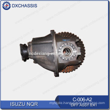 Genuine NQR 700P Differential Assy 6:41 C-006-A2