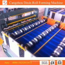 Zinc Roof Sheet Roll Forming Machine