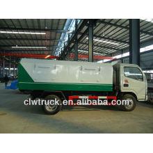 Camión de basura Dongfeng 4m3