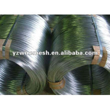 0.7mm electro galvanized steel wire(producer)