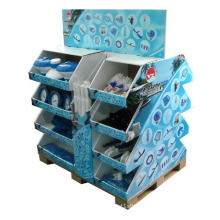 Superior Two Sides Cardboard Pallet Racks for Tools