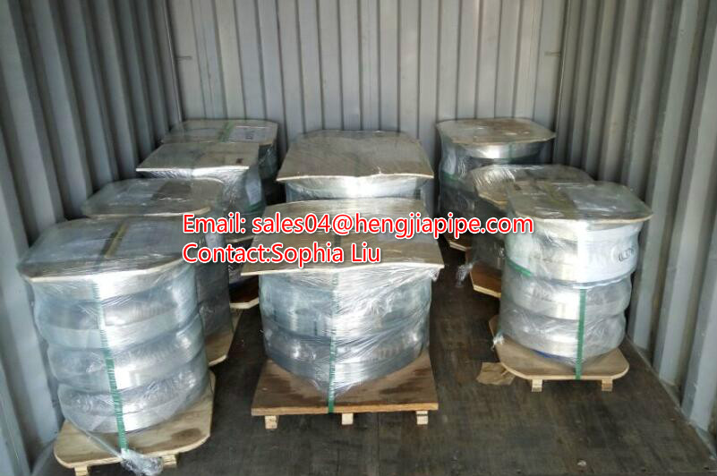high pressure steel flange