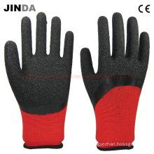 Crinke Latex Coated Mechanical Working Gloves (LH204)