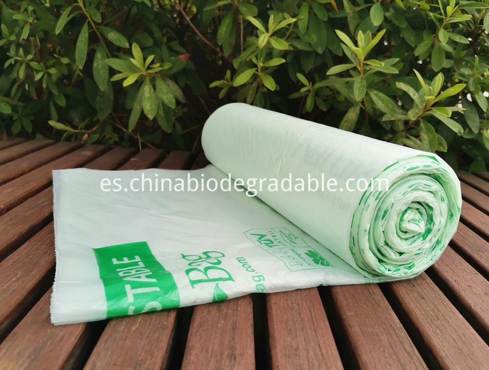 BPI Certified Chemical Waste Bags Compostable