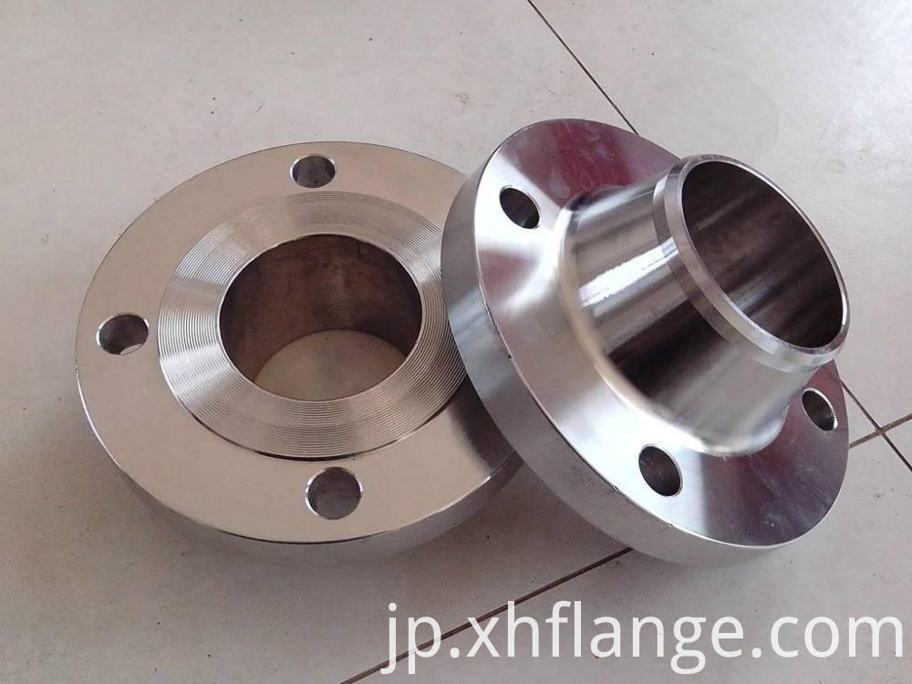 carbon steel standard flanges