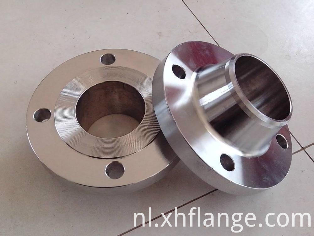 The Flange Height To Diameter