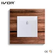 Energy Saver Key Card Netzschalter Hr-Es1000-Wd Holzrahmen