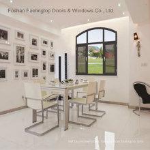 Energy Efficient Double Glazing Aluminum Casement Window (FT-W70)