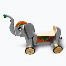 Wooden Scooter, Wood Scooter, Children Scooter, Scooter Toy, Toy Scooter, Kids Scooter, Baby Scooter (WJ278664)