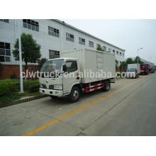 Dongfeng 4x2 mini 3 toneladas camión de carga para la venta