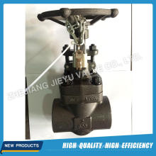 Forged Steel Gate Valve with Lock