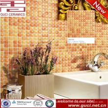 Китай фабрика оранжевая кухня стены керамической плитки мозаики