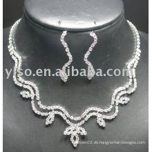 Braut Halsketten-Sets