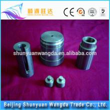 Lower Cost Custom Precision CNC Tungsten Carbide Parts Manufacturer
