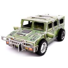 Enfants coulissant inertie Cars Puzzle modèle