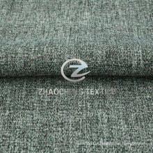 100% Poly Herringbone linho Mini tecido mate para uniformes, sofá e roupa de trabalho formal (ZCRZ31380)