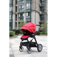Der neueste Kinderwagen mit 600D Polyester Fabrice