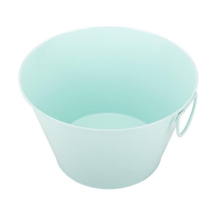 Party Tub Round Shape Beverage Bucket