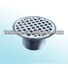 Chrome plated strainers copper floor drains