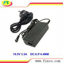 19.5V 3.3A Adapter Dc dla Sony