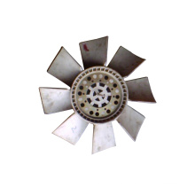 Rational Construction Customized Plastic Car Blade Auto Fan Mould