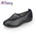 Japão Pansy conforto sapatos para mulheres magia fita fácil abertas sapatas ocasionais