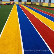 Outdoor Multi Sport Flooring Artificial Grass