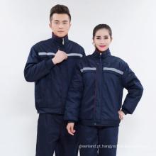 Roupas de trabalho feitas a medida roupa industrial unisex industrial vestindo roupas de trabalho com registro de OEM para qualidade superior por atacado