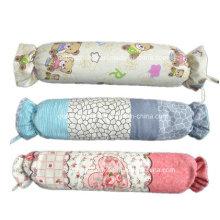 Travesseiro inflável de viagem com novo design / Travesseiro doce de venda quente