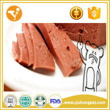 China Supplier cat food wet high quality pet food halal cat food