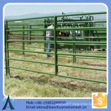 plastic ranch rail fencing