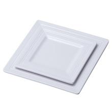 """100% 5""""Melamine Tableware/Melamine Rectangle Plate/Dinner Plate (4132)"""