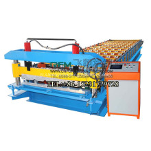 Ibr dakplaat machine