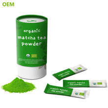 OEM Matcha To Go pequeña bolsita, té orgánico Matcha