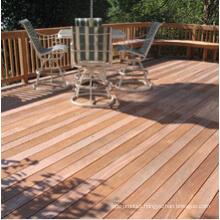 Cumaru Outdoor Deck Wood Flooring Covering