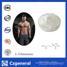 Best Price Sports Nutrition Supplements Food Grade L-Glutamine CAS#56-85-9