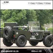 Gas / Diesel Fuel Mini Jeep with Ce