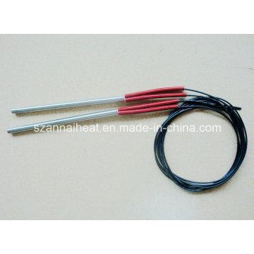 Aquecedor de cartucho tubular do elemento de aquecimento do tubo elétrico (DTG-110)