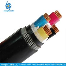 медный проводник стального провода бронированный xlpe изолировало электрический кабель питания